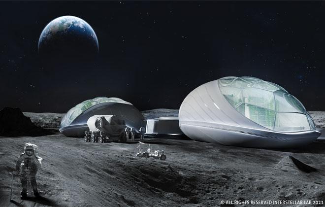 Mais perto da vida em Marte, o Interstellar Lab anuncia o