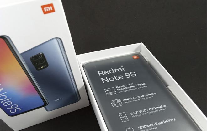 Redmi Note 9S: o queridinho da Xiaomi